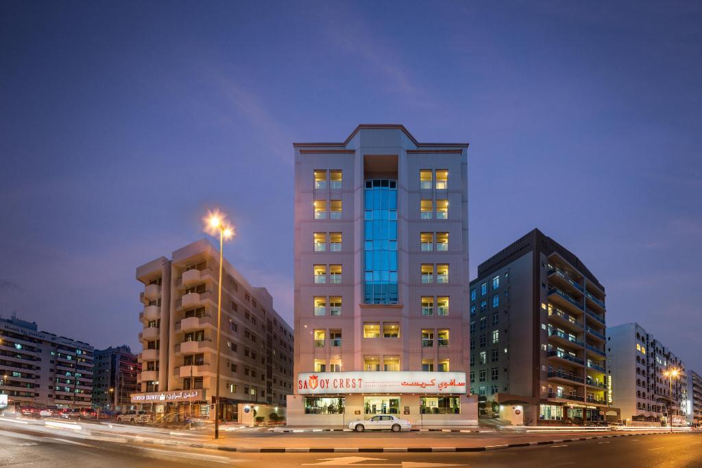 사보이 크레스트 호텔 아파트먼트