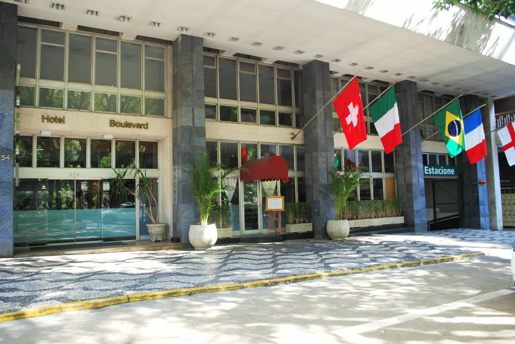 Hotel Boulevard Inn Sao Paulo