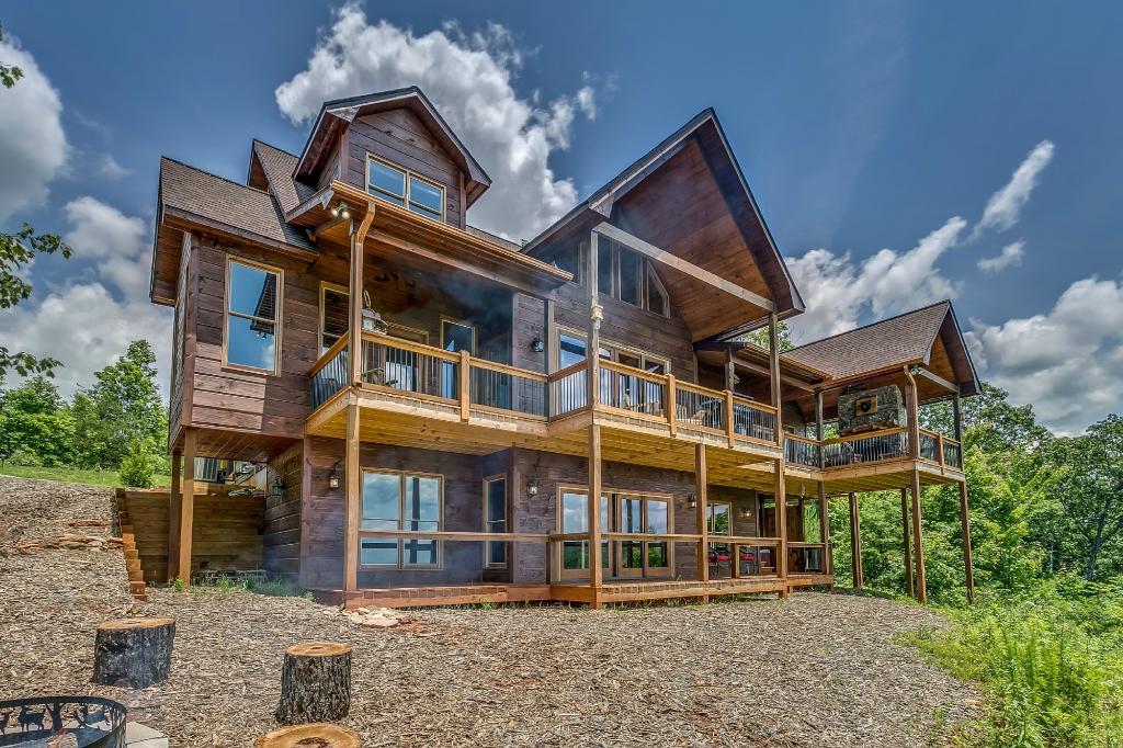 Mountain Top Cabin Rentals