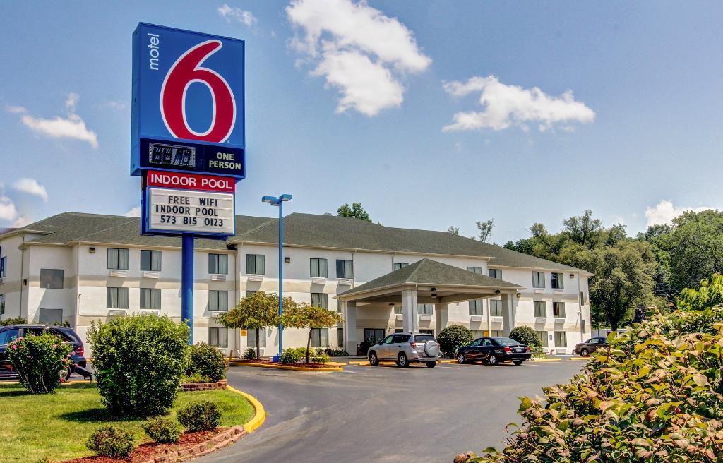 モーテル 6 コロンビア - イースト