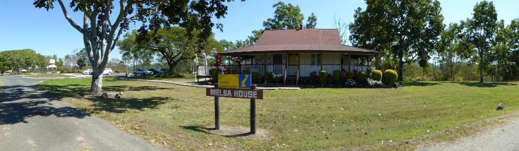 Melba House