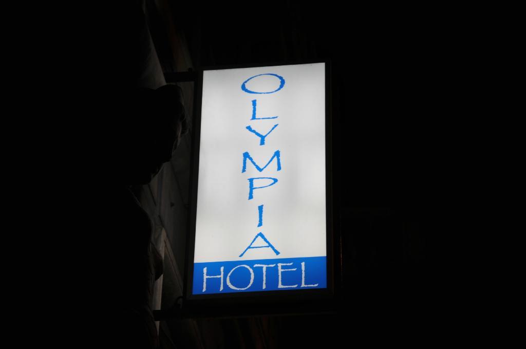 オリンピア ホテル ジェノヴァ