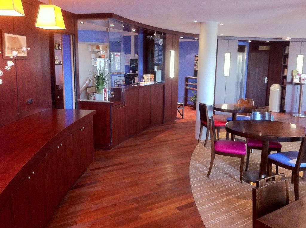 Qualys-Hotel Reims Tinqueux