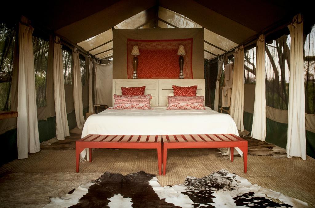 Nduara Loliondo Camp, Nomad Tanzania