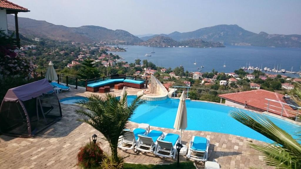 Terrasses de Selimiye Butik Hotel