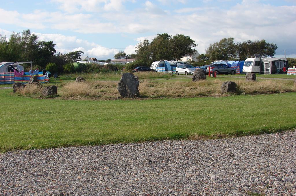 Pitton Cross Camp Site