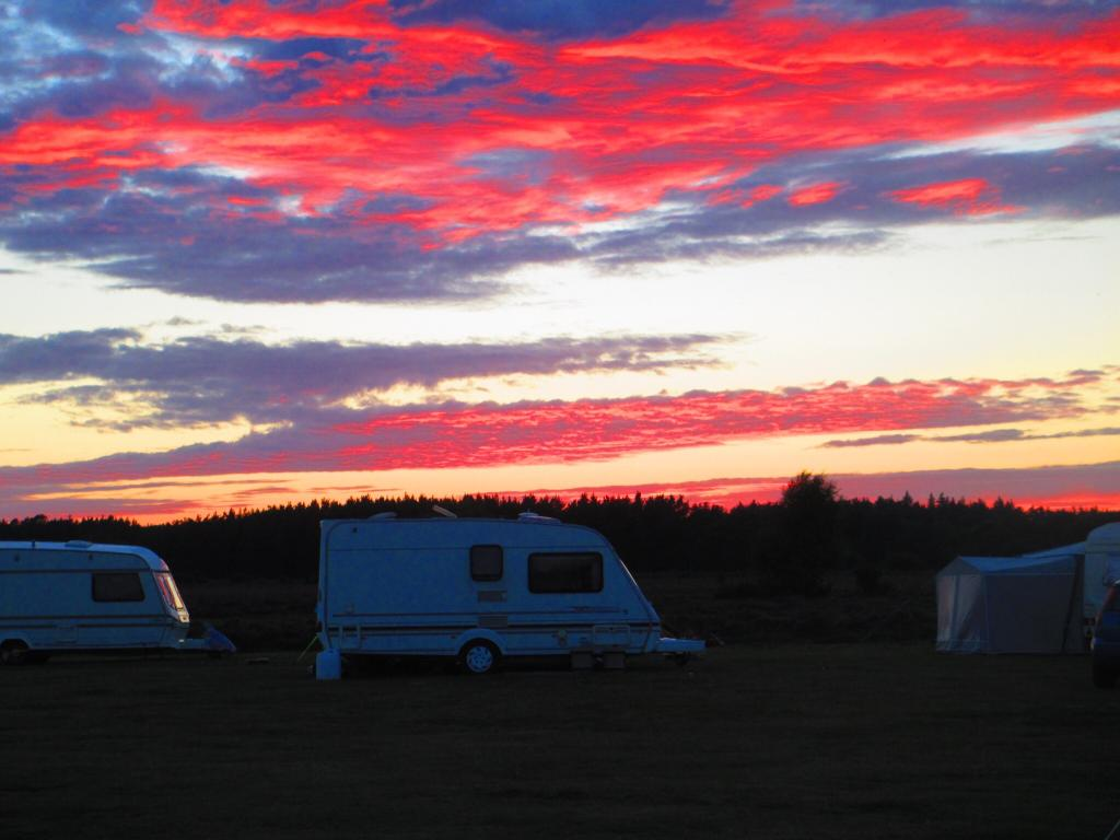 Aldridge Hill Campsite