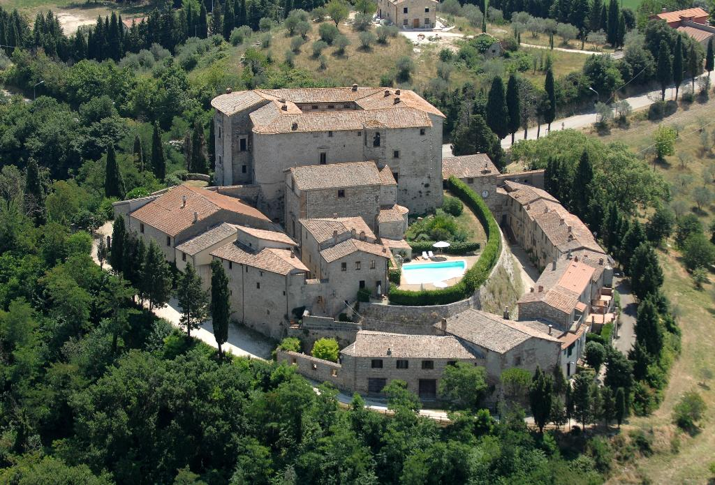 Il Castello di Sismano
