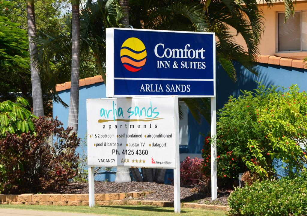 Comfort Inn & Suites Arlia Sands