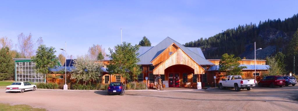 ‪Christina Lake Welcome Centre‬