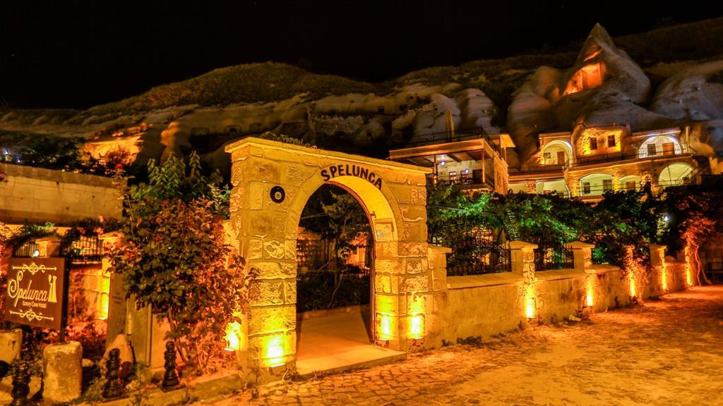 Spelunca Cave Suites