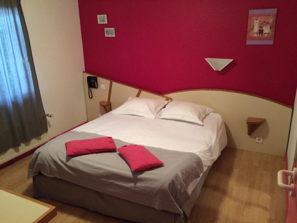 Hotel Les Vignes Rouges