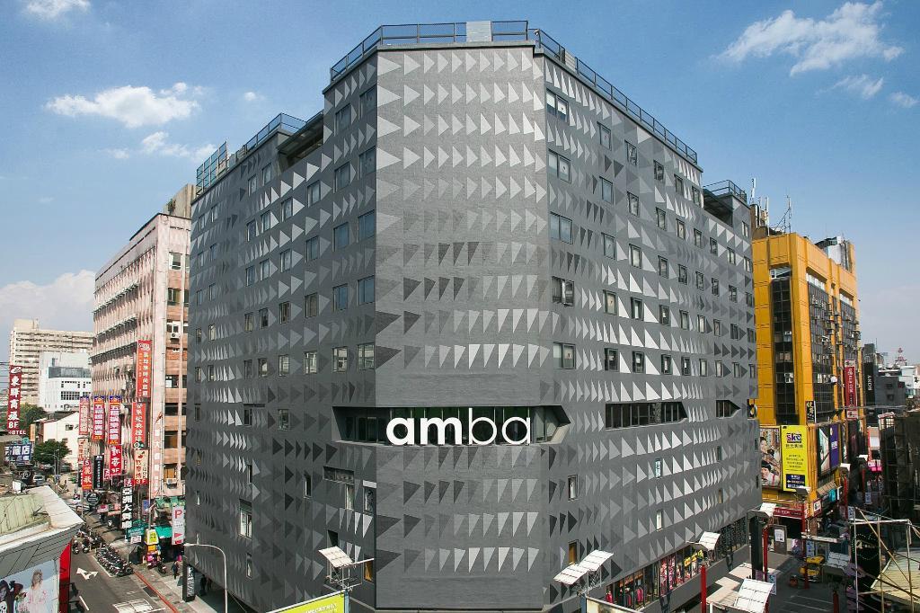 암바 타이베이 시멘딩