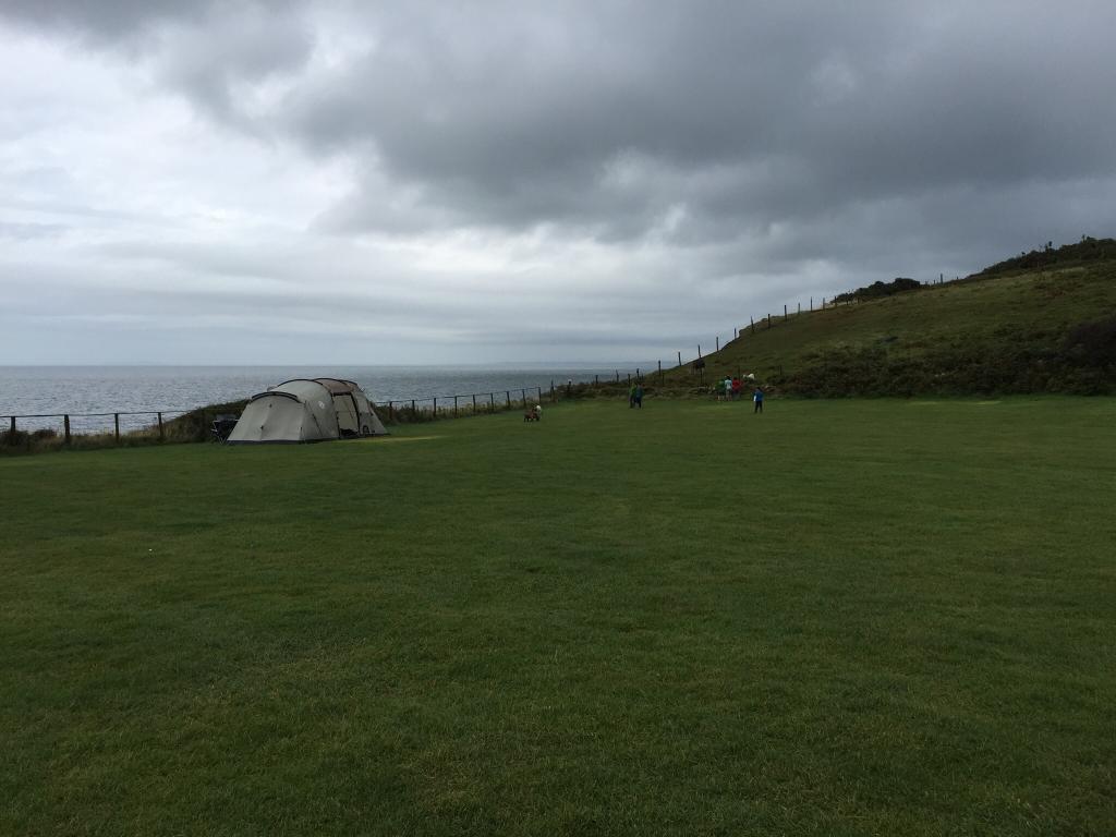 Aberafon Camp Site