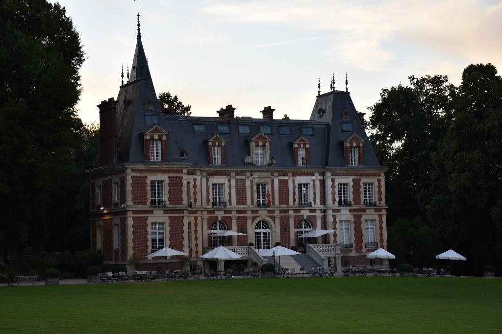 Chateau de Belmesnil
