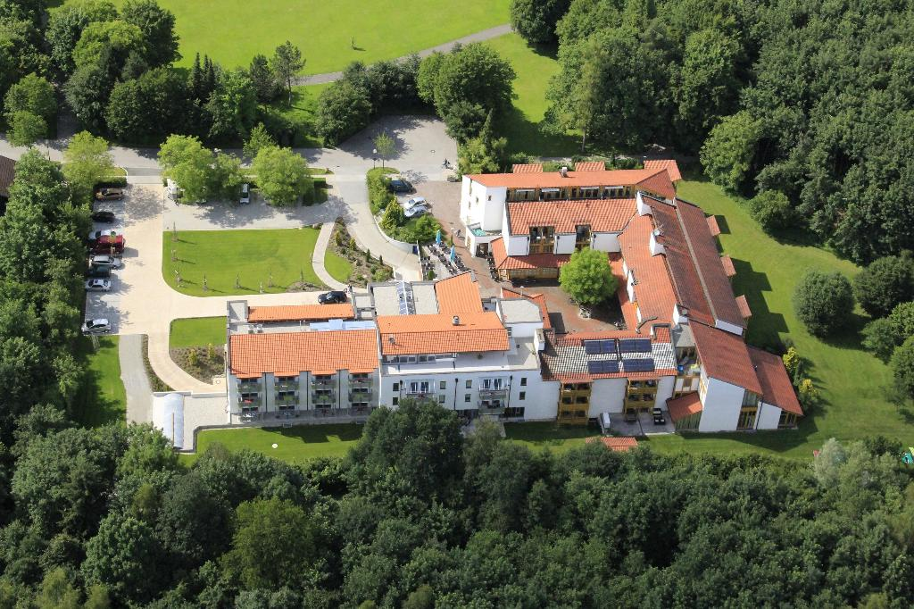 Hotel & Appartementhof Waldeck