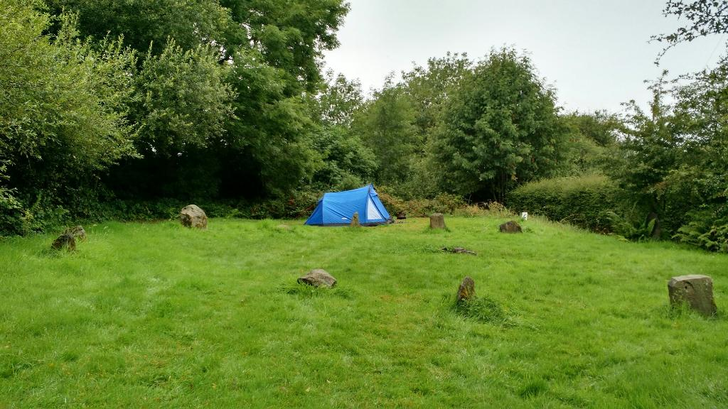 Outerbounds Campsite