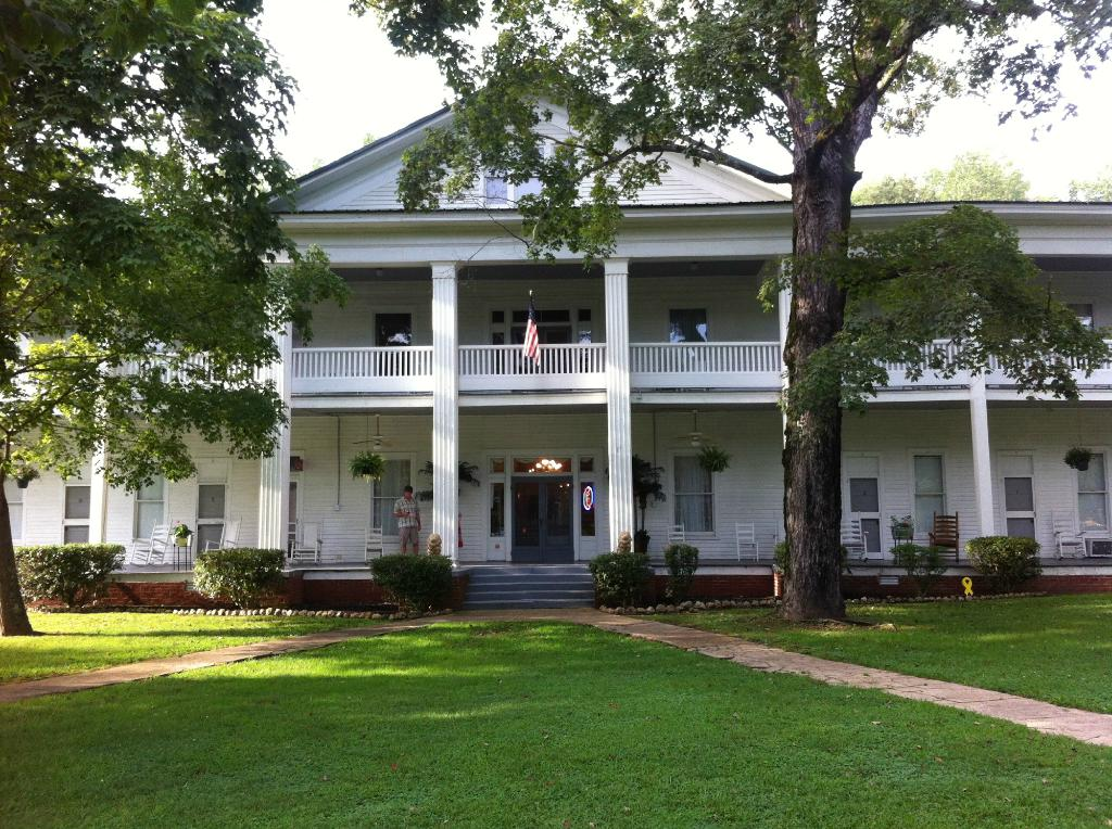 The Donoho Hotel
