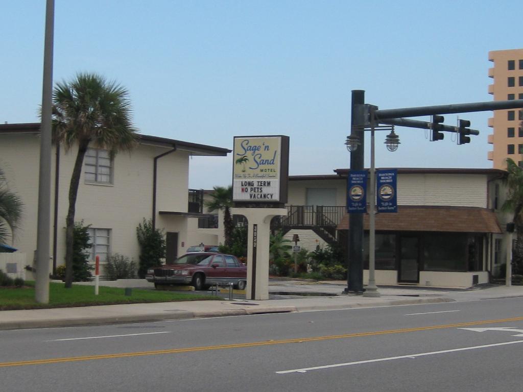 Sage 'n Sand Motel