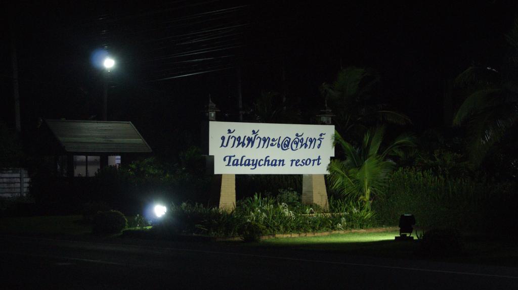 Baan Faa Talaychan