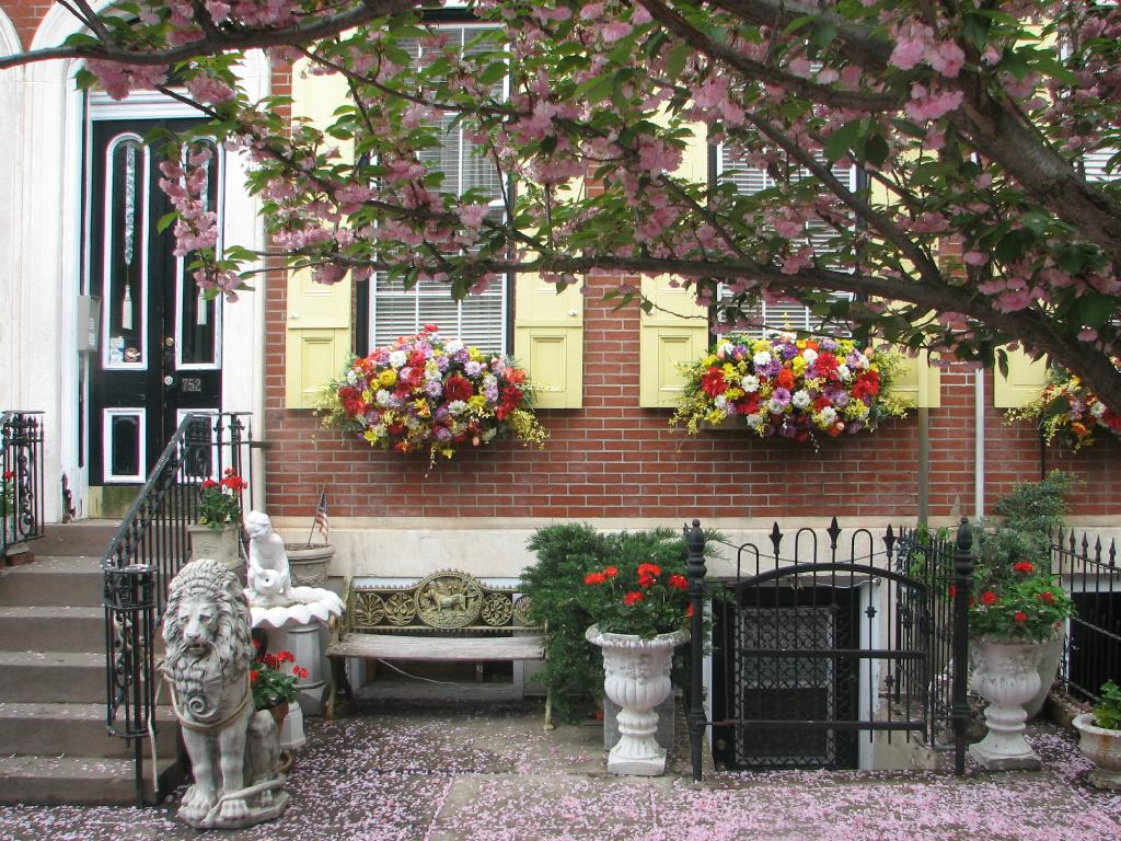 Philadelphia Bella Vista Bed and Breakfast