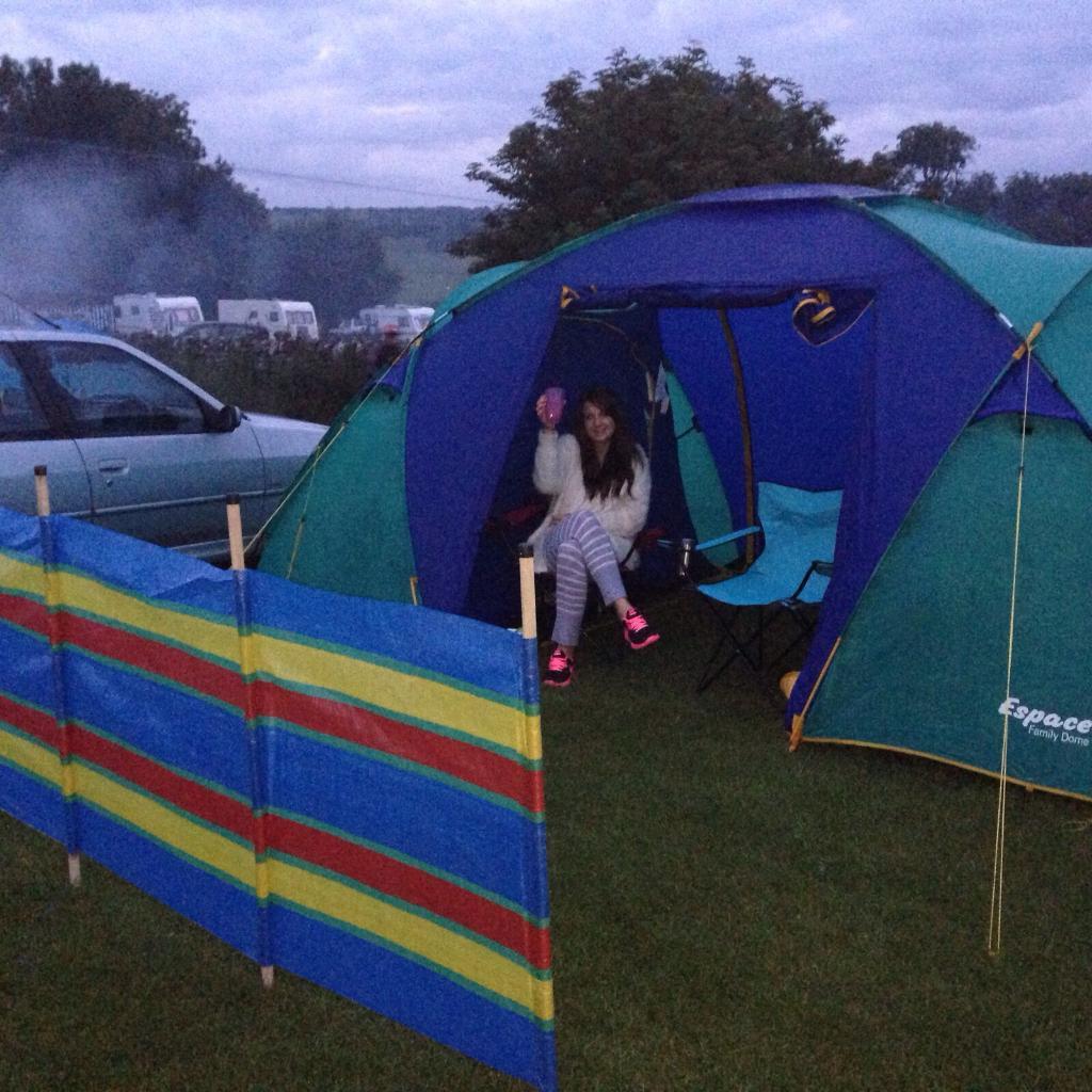 Middle Hills Farm Campsite