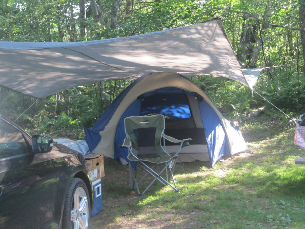 Parlee Beach Provincial Park Campground