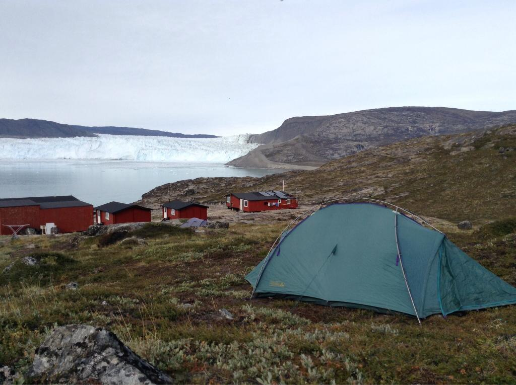 Glacier Lodge Eqi