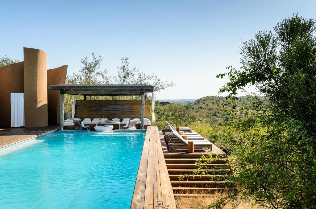 ‪Singita Lebombo Lodge‬