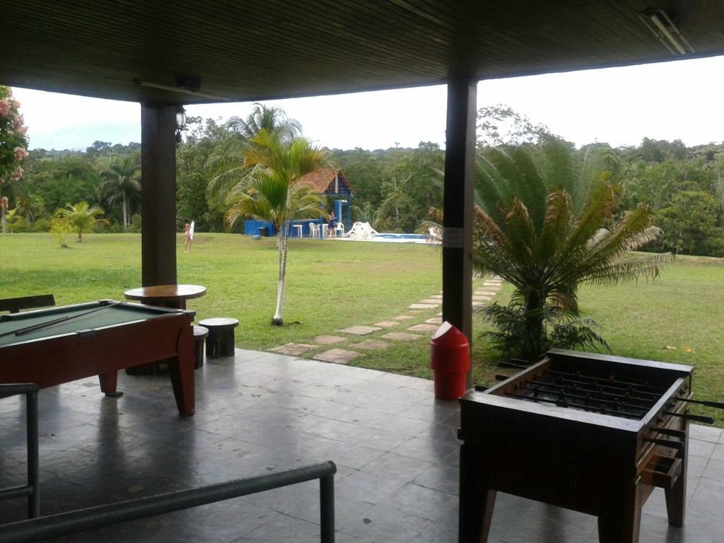 Hotel Cachoeira Do Urubui