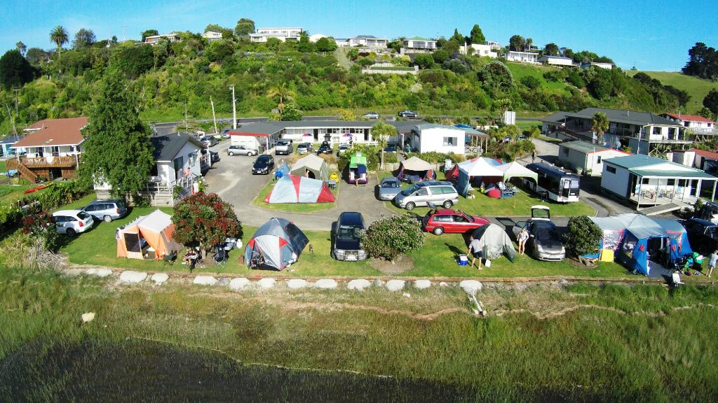 ‪Kawhia Beachside S-Cape Holiday Park‬