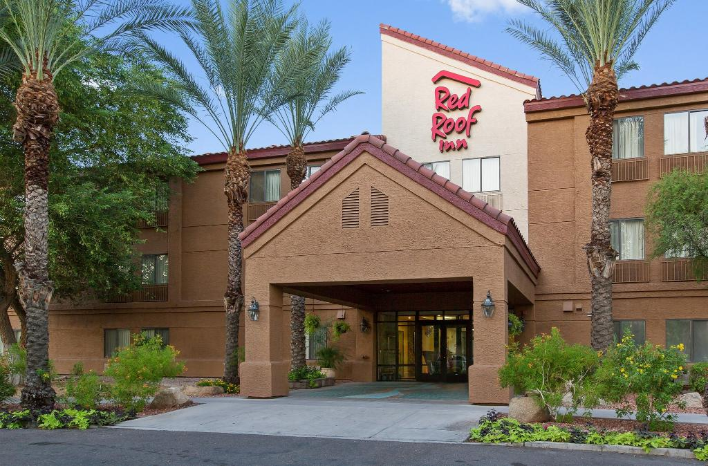 ‪Red Roof Inn Phoenix Airport‬