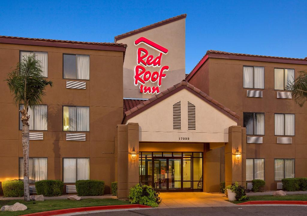 ‪Red Roof Inn Phoenix North - Bell Road‬