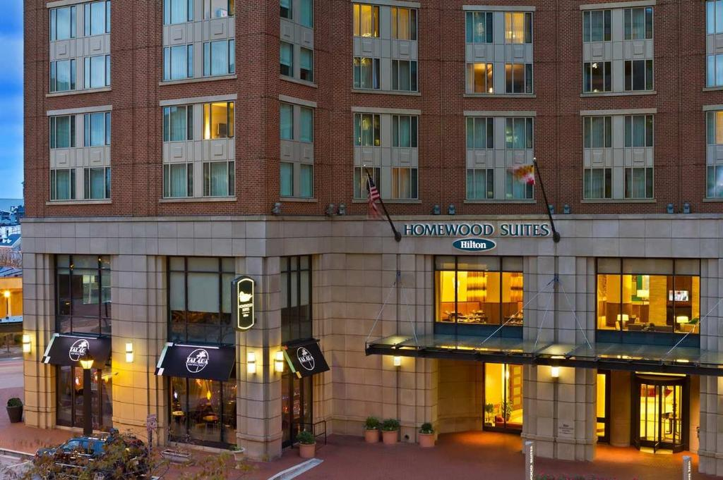 ‪Homewood Suites by Hilton Baltimore‬
