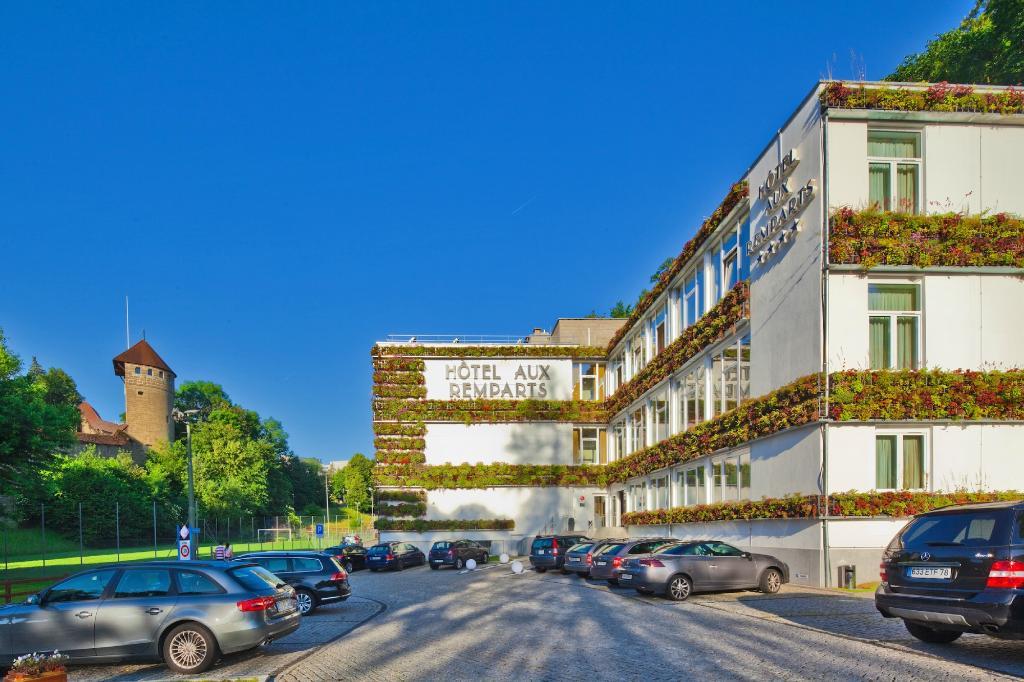 Hotel Aux Remparts