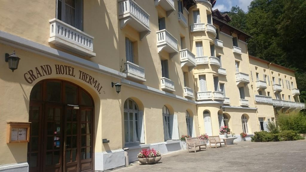 Le Grand Hotel Thermal