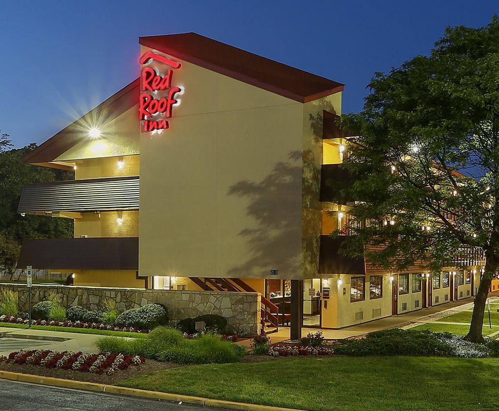 Red Roof Inn Washington DC - Oxon Hill