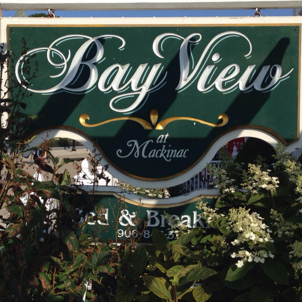 ‪Bay View of Mackinac Bed & Breakfast‬