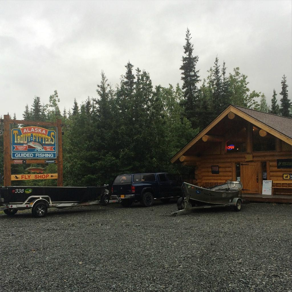 Alaska Troutfitters Lodge