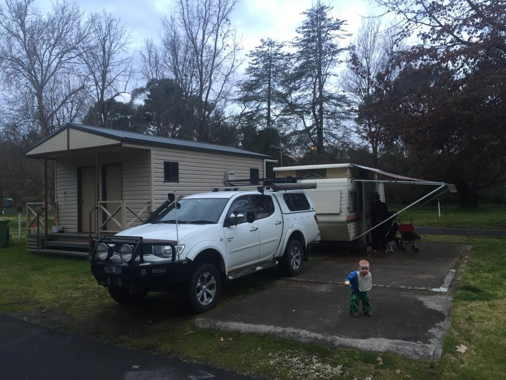 Yackandandah Holiday Park