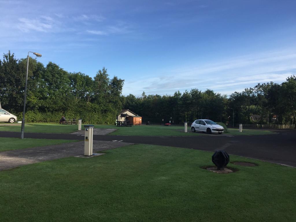 Dundonald Touring Caravan Park