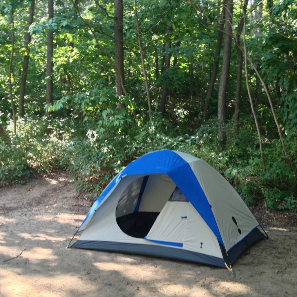 Lake Macatawa Campground