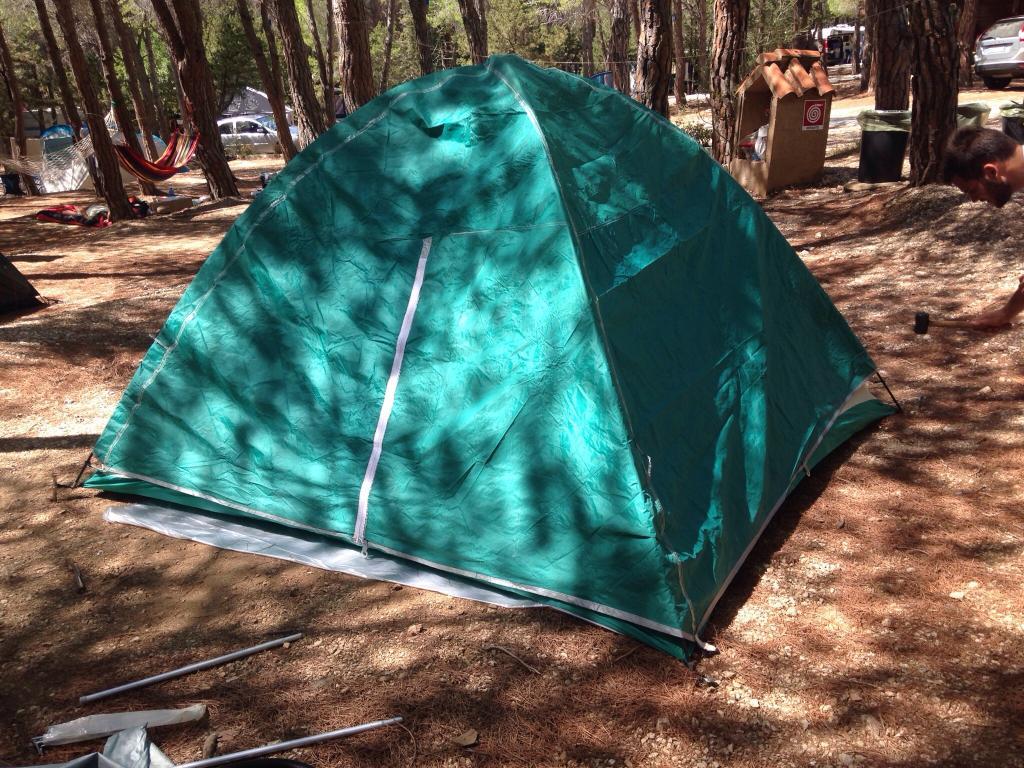 Camping Cala Gonone