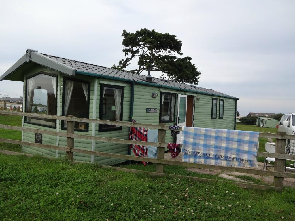 High Straggleton Farm Caravan Site
