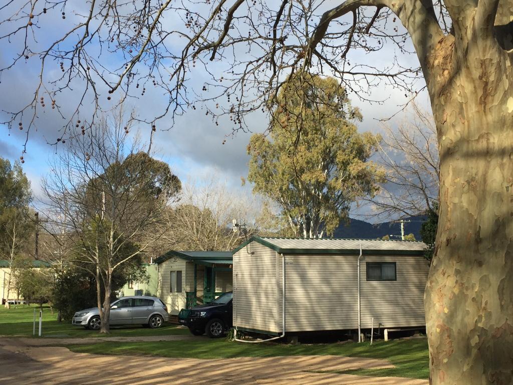 Riverside Caravan & Tourist Park