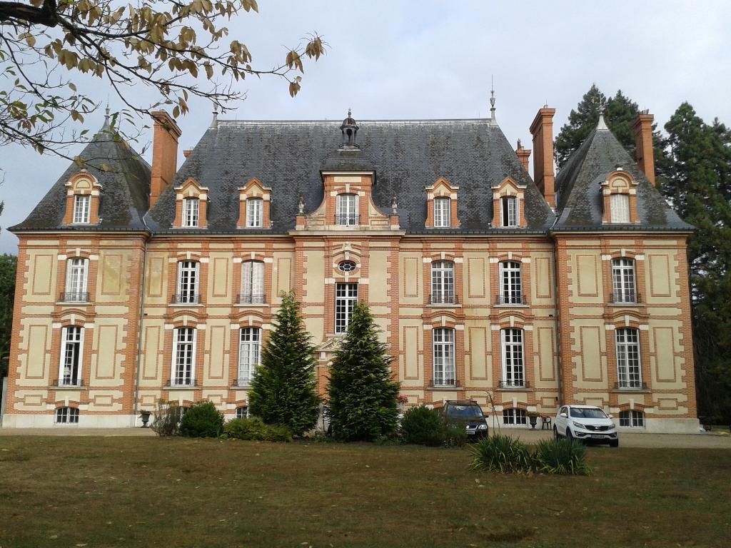 Chateau du Corvier