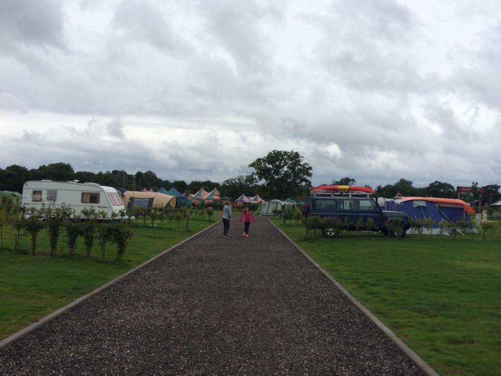Crealy Meadows Caravan & Camping Park