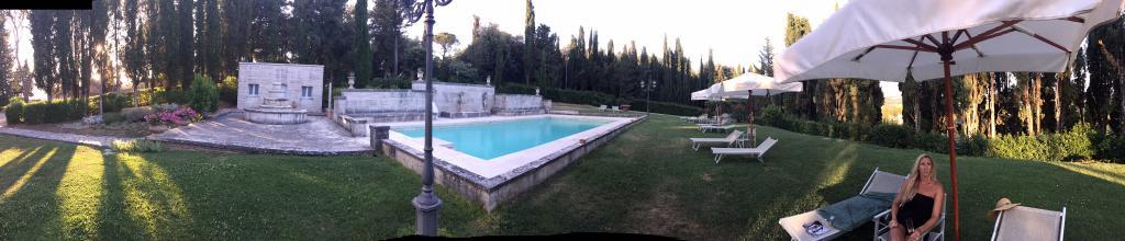 Fabulous villa.  We literally stumbled upon this villa.