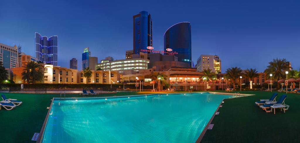 巴林麥納麥皇冠假日飯店