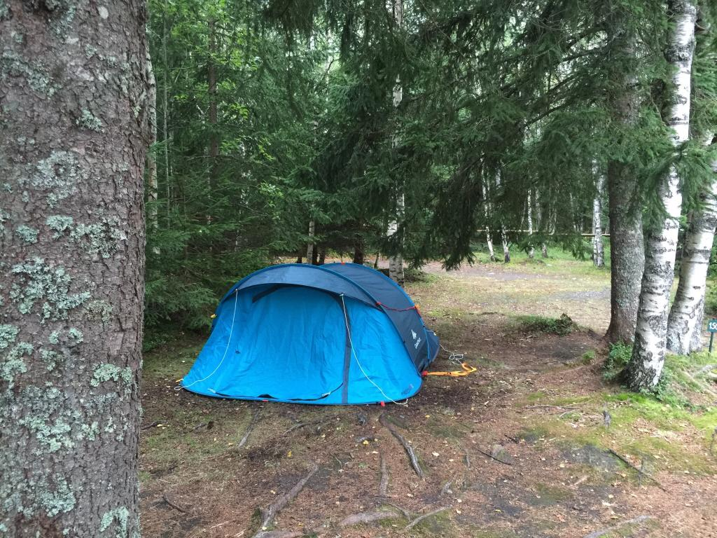 Camping Mer de Glace